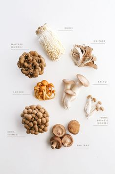 A Guide to Japanese Mushrooms and Keto - Happy Keto