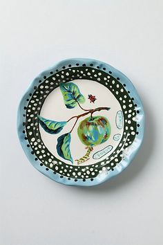 Anthropologie make the best plates.