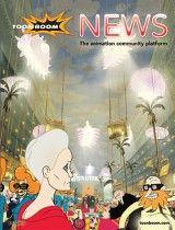 Toon Boom News Fall 2013 - Ari Folman's The Congress News Magazines, Press Release, Upcoming Events, Animation, Fall, Autumn, Fall Season, Animation Movies, Motion Design