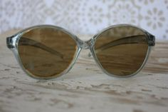 Vintage 1970's Foster Grant Oversized Sunglasses by pursuingandie, $18.00