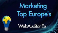 Eu WebSites itself Online Marketing Internet Advertising, Internet Marketing, Online Marketing, Social Media Marketing, Marketing Innovation, Innovative Companies, Good Readers, Europe, Branding