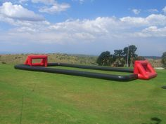 15m x 30m Playing Field