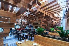Cheering Restaurant / H&P Architects
