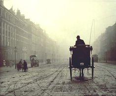 Alvin Langdon Coburn ~Portland Place, London,1906