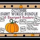 Your students will burst with pride when they use these emergent readers to learn to read and write these 5 beginning sight words: be like me my to...