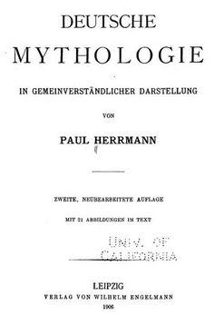 Deutsche-Mythologie-Buchdeckel