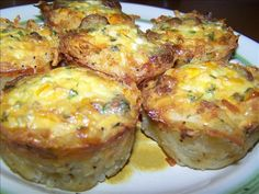 Hashbrown Casseroles using sausage