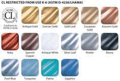AMACO  - Rub 'n Buff Metallic Finishes Rub n Buff Metallic Finishes products and accessories online at AMACO.com!