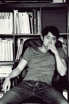 Steven Yeun, Glenn, The Walking Dead