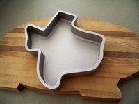 $25.99 Cast Aluminum Texas Shaped Cake Pan