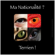PARTAGE OF APPEL A L'INSURRECTION PERMANENTE.........ON FACEBOOK..........MY NATIONALITY ? TERRIEN ! ...........
