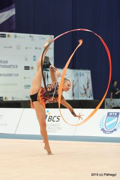 Melitina Staniouta (Belarus), World Cup Budapest 2015