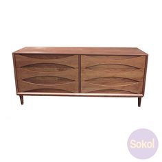 Searching for sideboards or TV units? View Sokol's Replica Arne Vodder Lowboy which is great for display and storage. Shop in-store or online! Furniture, Home Decor Styles, Traditional Table, Replica Furniture, Credenza Design, City Living Apartment, Home Decor, Furniture Design, Wall Unit