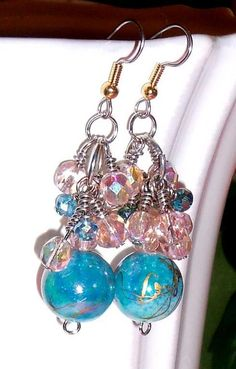 - Fairy earrings