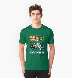 Typography design' T-Shirt by lents Design T Shirt, Shirt Designs, Irish Rugby, Sarcastic Shirts, Oh Deer, Shirts With Sayings, St Patricks Day, Tshirt Colors, Female Models