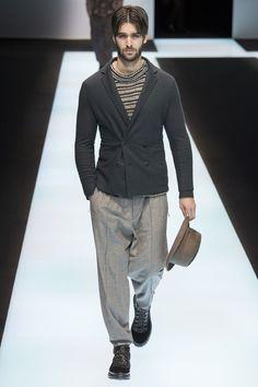 Giorgio Armani - Fall 2016 Menswear