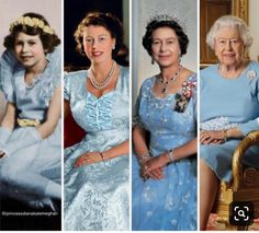 Queen Elizabeth was born in London as the first child of the Duke and Duchess of York, later King George VI and Queen Elizabeth. Her father… Hm The Queen, Her Majesty The Queen, King Queen, Casa Real, Duchess Of York, Duke And Duchess, Lady Diana, Prinz Philip, Kate And Meghan