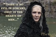 """(Merlin BBC Season5)... """"You didn't think this was going to be free did you... she likes getting payed clothes"""""""
