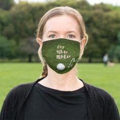 Golf Face Mask