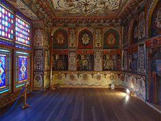 Azerbaijan – Sheki Kahn's Palace