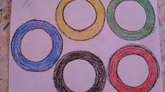 Crayon rings