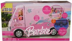 Barbie HOT TUB PARTY BUS Vehicle MOTORHOME VAN with LIGHTS & SOUNDS by Mattel. $274.44