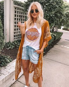Weekly Outfit Recap Lemon Blonde Make sure you check out all our articles on fashion wellness and health. We share the best hippie outfits ideas boho fashion inspiration for your style. Summer Outfit For Teen Girls, Classy Summer Outfits, Plus Size Summer Outfit, Outfit Summer, Plus Size Summer Fashion, Look Hippie Chic, Looks Hippie, Boho Looks, Boho Outfits