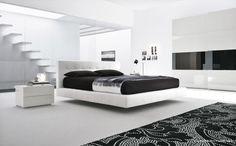 Lo ̼ltimo en dormitorios: camas con plataforma РDecoradoras Decocasa