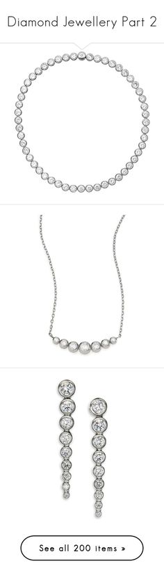 """""""Diamond Jewellery Part 2"""" by leanne-mcclean ❤ liked on Polyvore featuring jewelry, necklaces, silver, michael kors necklace, bezel set cubic zirconia necklace, round necklace, cubic zirconia necklaces, bezel set cz necklace, apparel & accessories and graduation necklace"""