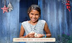 Did you know?  You Can.... Honor Someone Special with Your Gift Through Samaritans Purse. Thousands have already experienced the joy of honoring their loved ones through our gift catalog. Give Chicks, Water, Blankets and More ...