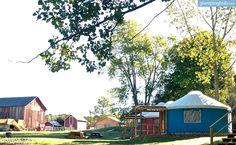 Beautiful Yurt Rentals in Upstate New York  sc 1 st  Pinterest & Yurt and Luxury Tent Camping near the Catskills | Summer in NY ...