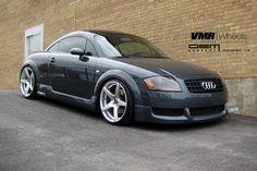 VMR Wheels Audi TT Gray V705 19 Hyper-Silver 2399