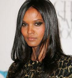 Ethiopian beauty Liya Kebede