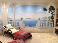 Wandmalerei-Wellness Rare Animals, Photo Wallpaper, Beautiful Space, Windows And Doors, Art Forms, Fresco, Art Decor, Backgrounds, Sticker