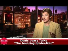 Denis Leary talks The Amazing Spider-Man