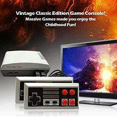 AV Out Cable Peny Classic Retro Video Game Consoles Built-in 620 games Wireless Handheld Game Player