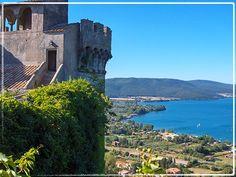 Odescalchi-Castle-lake-bracciano