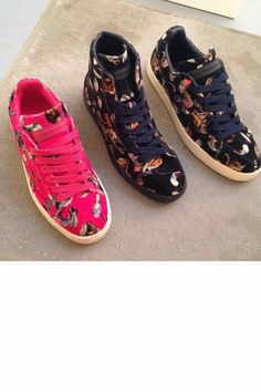 Puma X house of hackney   of course yessssss to The red one more than all