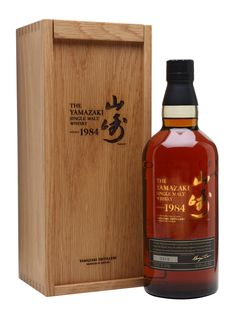 Suntory Yamazaki Mizunara 18 Year Old - 2017 Edition : The Whisky Exchange Whisky Club, Whisky Bar, Whisky Tasting, Scotch Whisky, Rum Beer, Whiskey Brands, Liquor Dispenser, Japanese Whisky, Grand Cru