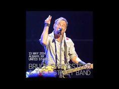 Bruce Springsteen |Albany, NY - 5/13/14| Full Show (Soundboard) - YouTube