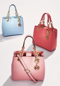 love these Michael Kors totes