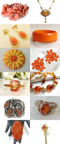 VJT Treasures A L'Orange by Sally Jones on Etsy--Pinned+with+TreasuryPin.com