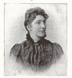 Catherine Klein circa 1904.  in the following pics, i compare christie repasy's paintings with c.  klein, delongpre and sonie ames.