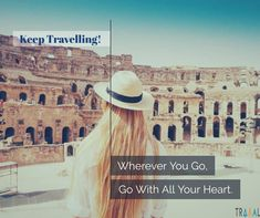 """""""Wherever You Go, Go With All Your Heart.""""   #FollowUs and #StayTuned for updates.  #travel #startups #business #quotes #travelquote #keeptraveling #moveforward #onlinetravelagency #photography #travelphoto #travellers #solo #joy #fun #travelphotography #nature #light #tours #ota #adventures #moments #memories #ilovetravel #comingsoon"""