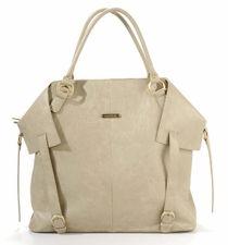 Charlie Diaper Bag - Light Brown