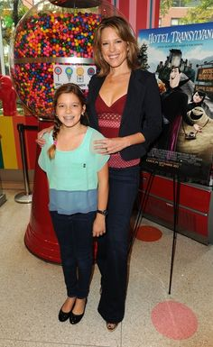 Hannah Storm attends the 'Hotel Transylvania' New York Premiere After Party at Dylan's Candy Bar on September 22, 2012 in New York City.