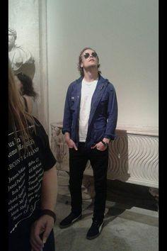 Sam Heughan in Rome #outlander #samheughan #jaimefraser