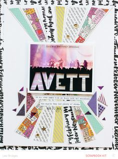 The die-cut photo: brilliant! avett *main kit only* by ljbridges at @studio_calico