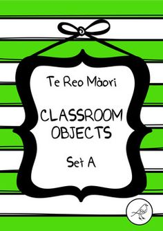 Everything you need for teaching the Māori words for 10 classroom objects (stationery). 10 classroom objects - pencil, pen, crayon, stapler, paper, book, ruler, scissors, eraser, pencil sharpener. 5 x Teaching Resources • Flashcards - colour
