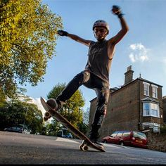 Regram from @jorge_higgins Big thanks to @willedgecombe for sanpping this pic of Jorge chucking a nose blunt on his #spacebyrd  #lushlongboards #lush #lushteam #skate #skateboard #willhasamagesticbeard